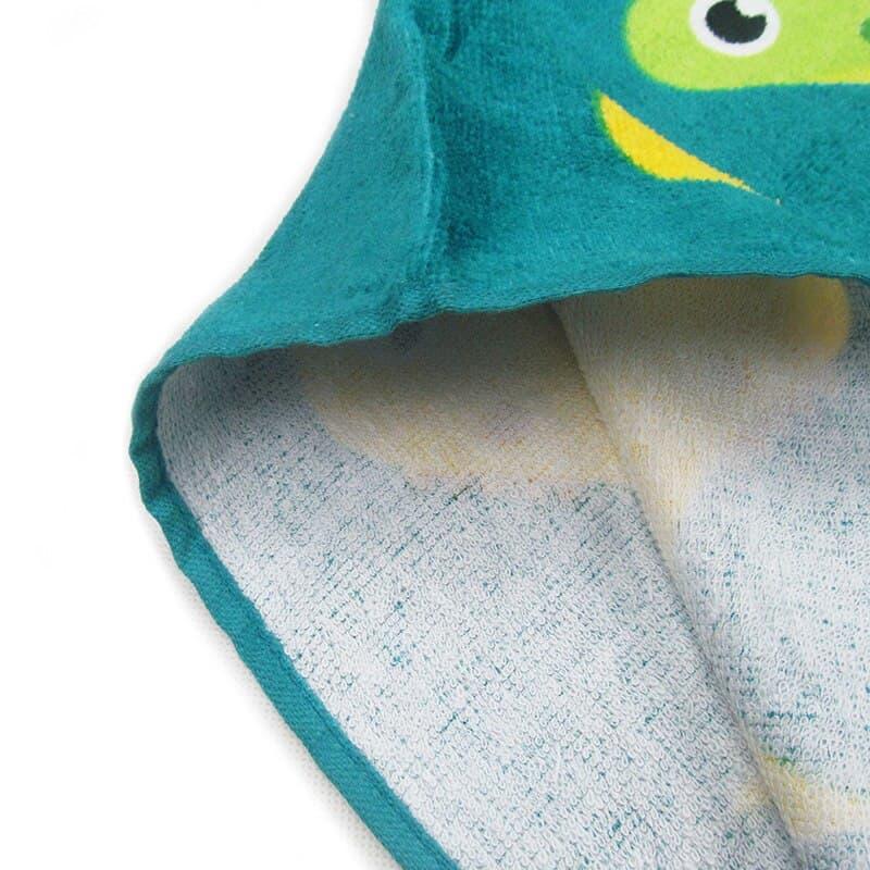toalla para bebe de dibujos animados 1