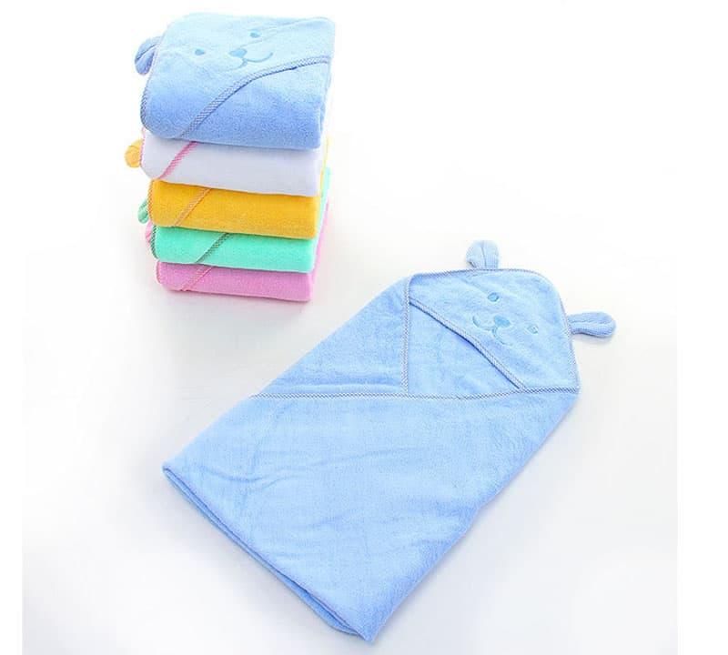 toalla suave para bebe 4