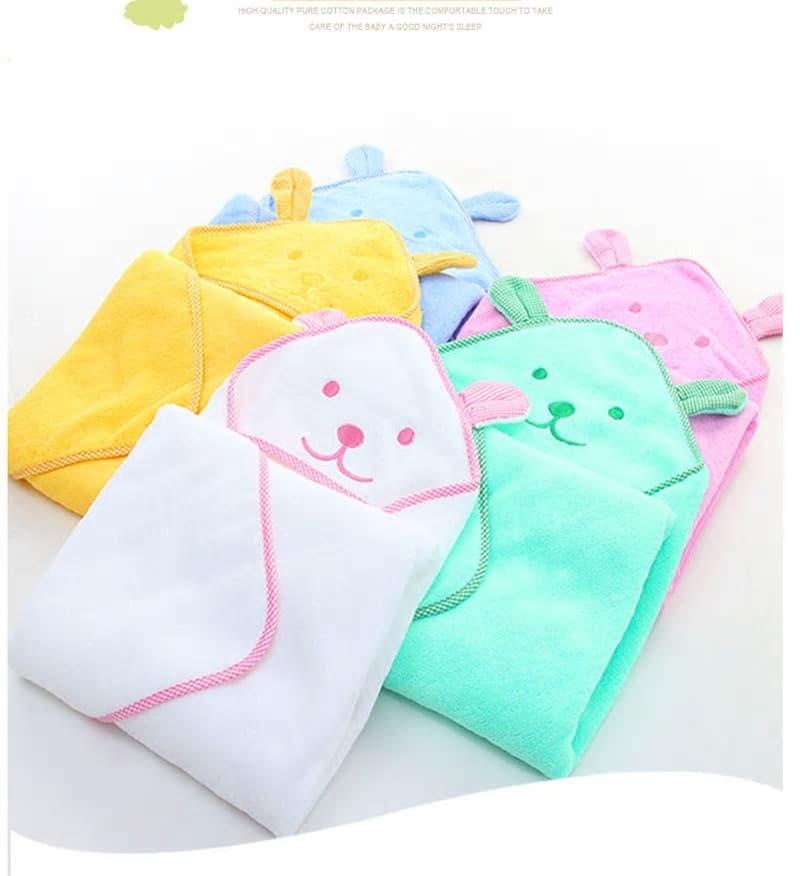 toalla suave para bebe