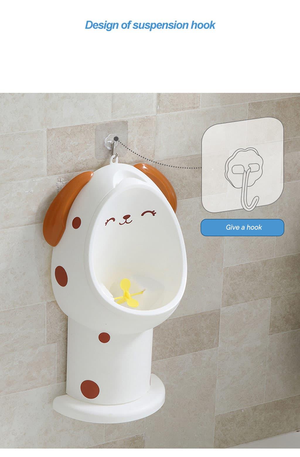 urinario de entrenamiento plegable para chico 1