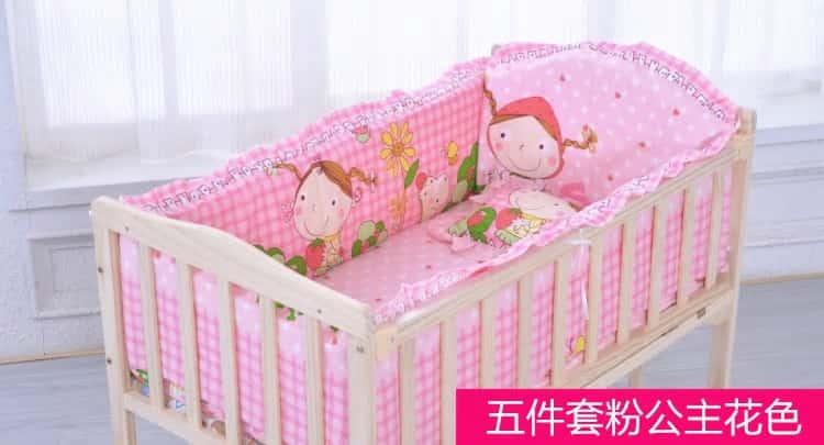 ropa de cuna para bebe 1