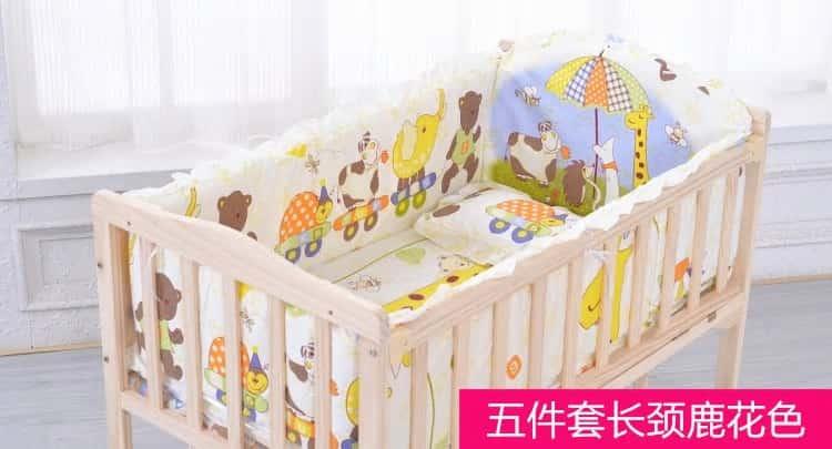 ropa de cuna para bebe 2