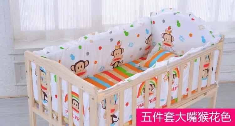 ropa de cuna para bebe 3