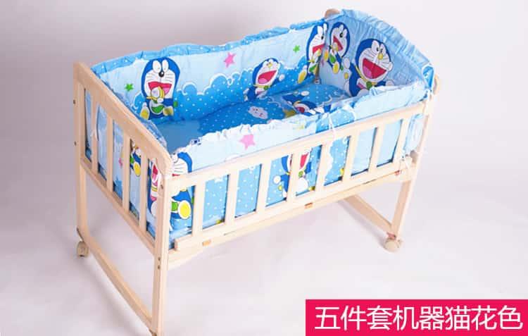 ropa de cuna para bebe 4