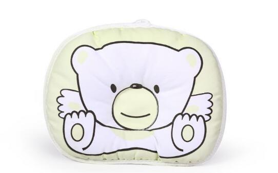 Almohada antivuelco para beb s almohada para evitar el sue o coj n de cabeza plana.jpg 640x640 3