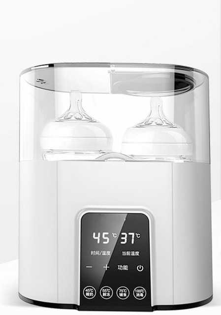 Calentador de biberones 4 en 1 termostato inteligente multifunci n para botellas de