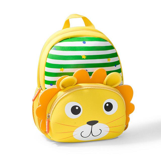 Chico nuevo 3D mochila Animal de dibujos animados ni os lindo beb ni a vivero jard.jpg 640x640 4