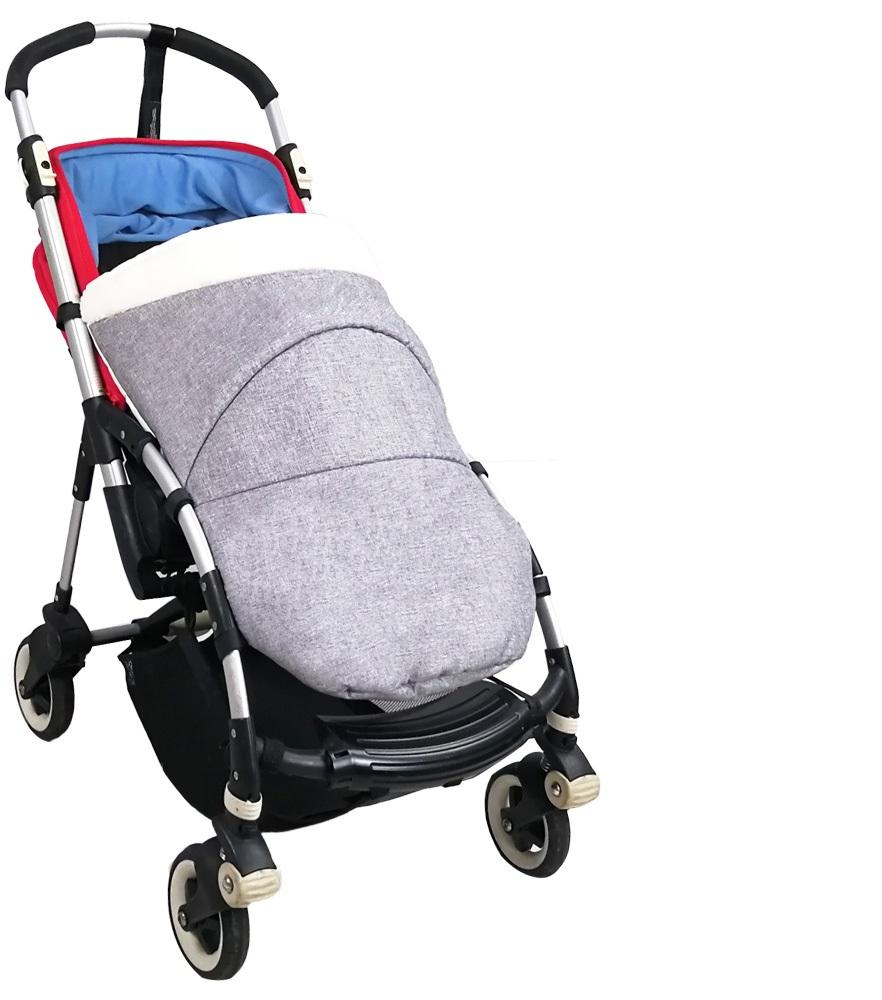 Cochecito de beb reposapi s de invierno a prueba de viento accesorios de cochecito de beb