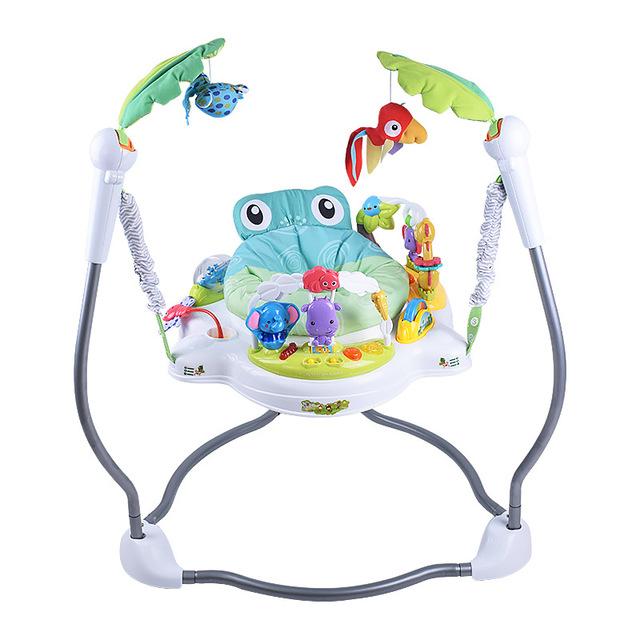 Columpio el ctrico multifunci n IMBABY para ni os beb que salta andador cuna columpio