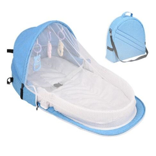 Cuna port til para beb cama plegable para reci n nacido camas de viaje nido cuna.jpg 640x640 1