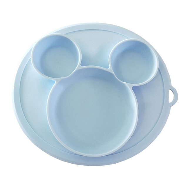 Plato de silicona para beb s platos tipo taz n de alimentaci n de beb Bol.jpg 640x640 4