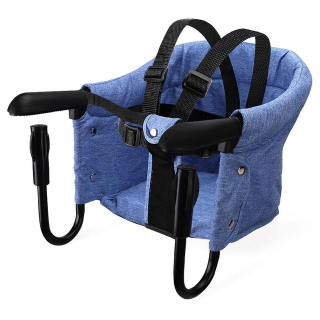Silla de beb port til silla de alimentaci n plegable asiento de refuerzo cintur n de.jpg 640x640 3