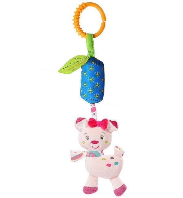 Sonajero de algod n para beb s cascabel de mano animales de peluche regalos de desarrollo.jpg 640x640 2
