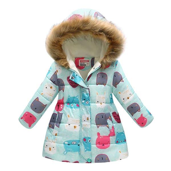 Chaqueta de oto o invierno para ni as abrigo c lido con capucha ropa de abrigo 2.jpg 640x640 2
