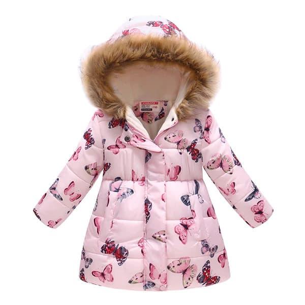 Chaqueta de oto o invierno para ni as abrigo c lido con capucha ropa de abrigo.jpg 640x640 2