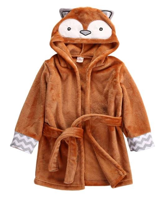 Albornoz con capucha de dibujos animados para ni as peque as ropa de dormir bonita para.jpg 640x640 3