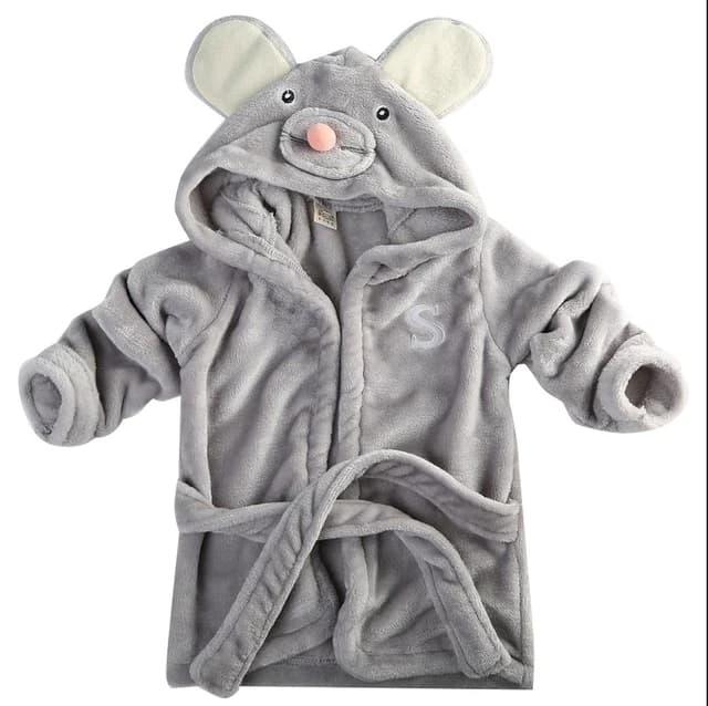 Albornoz con capucha de dibujos animados para ni as peque as ropa de dormir bonita para.jpg 640x640 4