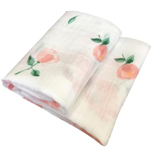 Mantas de algod n para beb reci n nacido manta de algod n org nico suave.jpg 640x640 14
