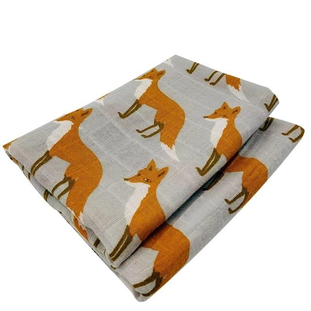 Mantas de algod n para beb reci n nacido manta de algod n org nico suave.jpg 640x640 23