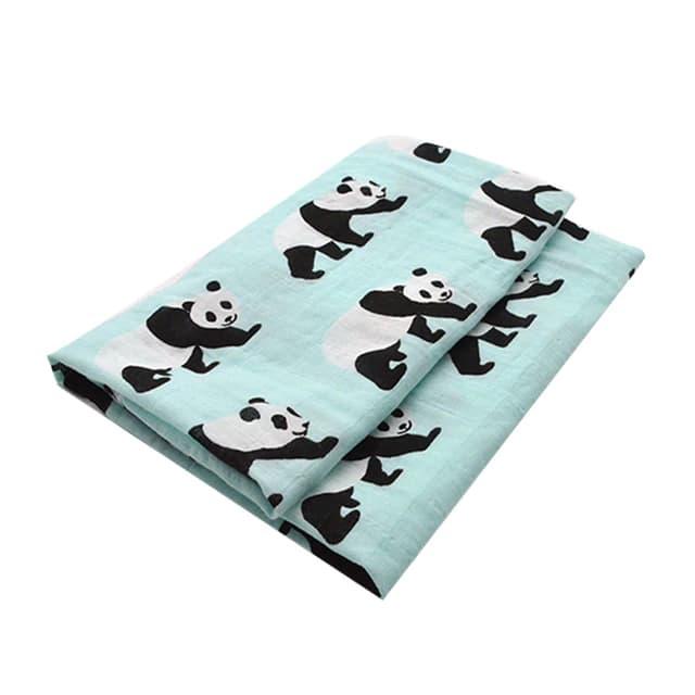 Mantas de algod n para beb reci n nacido manta de algod n org nico suave.jpg 640x640 6