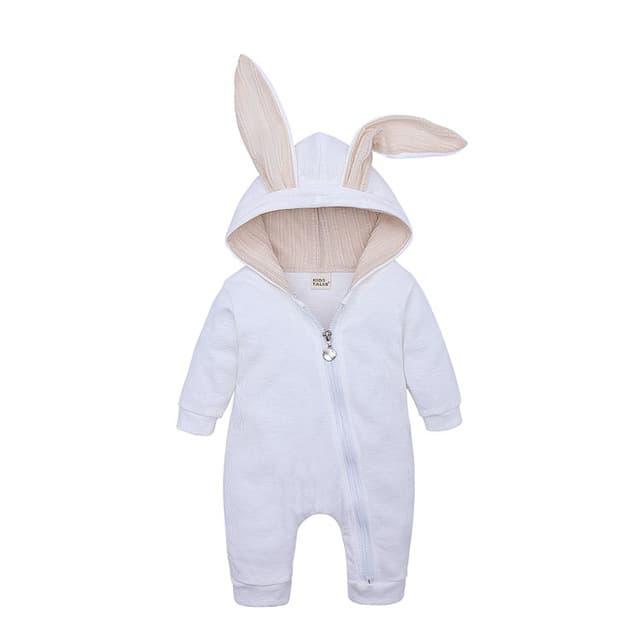 Ropa para beb reci n nacido peleles de conejito para beb Sudadera con capucha de algod.jpg 640x640 1