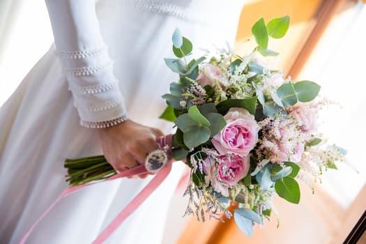 ramos de novia precio